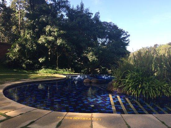 Orange County, Coorg: Swimming pool