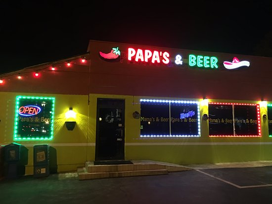 Simpsonville, Carolina del Sur: Papas and Beer