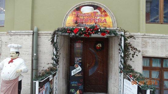 Nitra, Slowakije: Вход