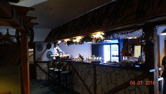 Nitra, سلوفاكيا: Барная стойка