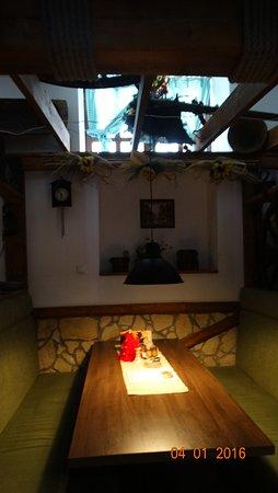 Nitra, Slovakia: Отдельный кабинет