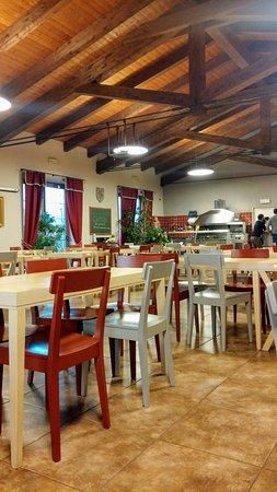 Monta, Italia: Interno del locale