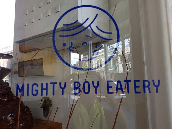Fitzroy, Australia: Mighty Boy
