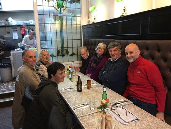 Cowes, UK: fantastic return for Sunday lunch