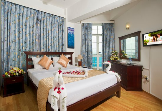 Global Towers Hotel: Double or Twin Room