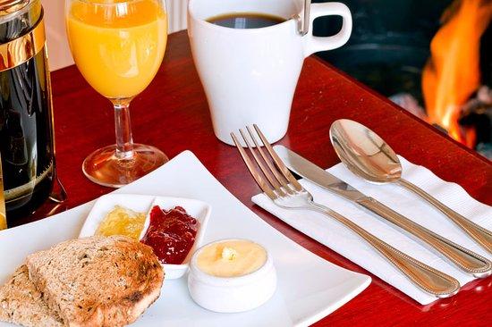 Ross-on-Wye, UK: Breakfast