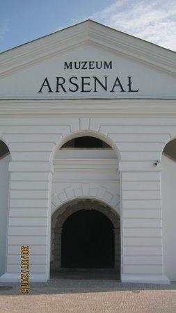 Arsenal Museum - Prochownia