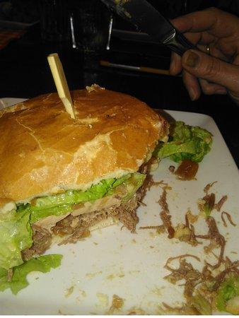Cocotte & Co: burger foie gras