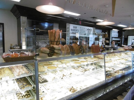 Los Alamitos, CA: One of the deli counters
