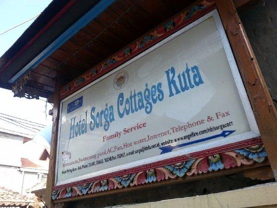 Hotel Sorga Cottages: fasilitas lengkap dengan harga terjangkau