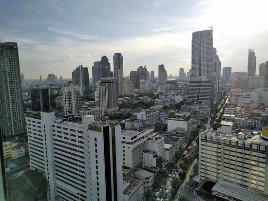 My go to hotel in Bangkok. Perfect location, stylish and comfortable, and affordable