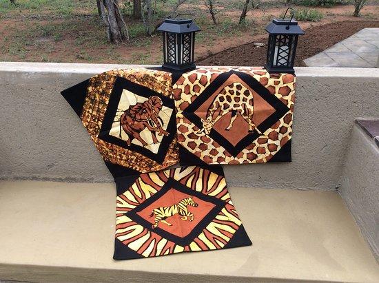Хедспрут, Южная Африка: Nice Art & Decor