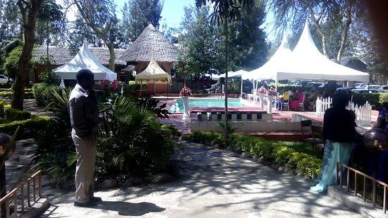 Entrance - Picture of Sweet Lake Resort, Naivasha - Tripadvisor