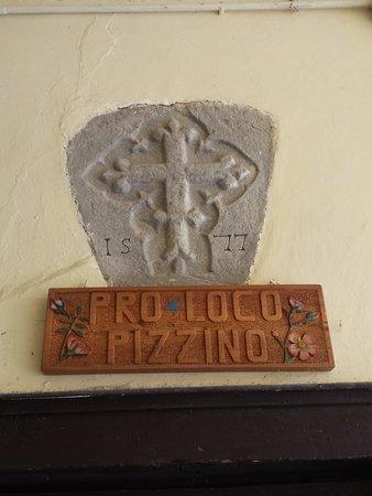 Taleggio, Włochy: Chiesa S.Ambrogio _ LaCorna _ Fraz. Pizzino