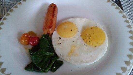 Thirappane, Sri Lanka: Breakfast