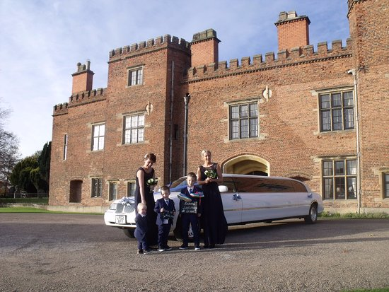 Long Eaton, UK: Stately Home Wedding
