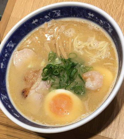 Koshigaya, Japon : とろり鶏白湯塩らーめん