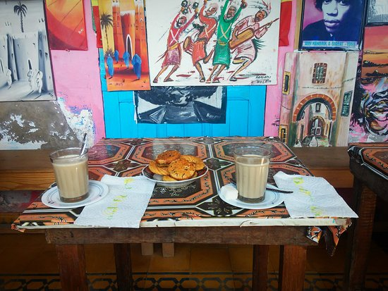 Essaouira restaurants