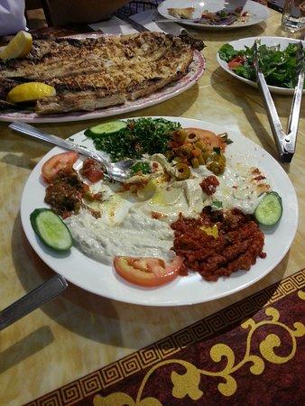 turkish diwan restaurant hummus e non solo