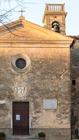 Casciana Terme, Italy: Facciata