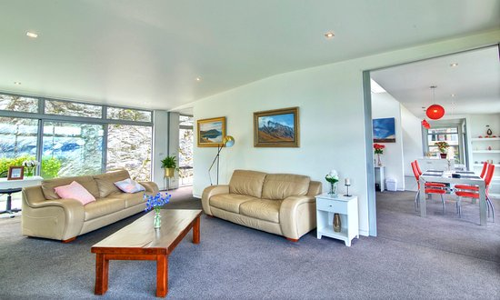 Manor park lodge queenstown nya zeeland omd men och for 70 panorama terrace queenstown