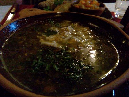Ida-Viru County, Estônia: Щавелевый суп