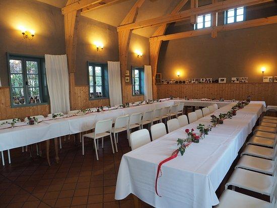 Hochzeit im Gutshaus Bild von Gutshaus Neuendorf Lütow