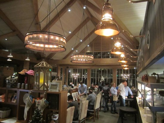 Disney Springs .. .. - Picture of Chef Art Smith's ...