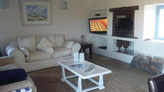 Paternoster, Sydafrika: Living Area