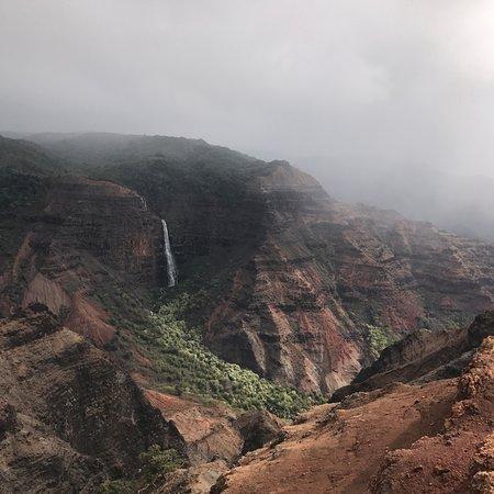 Lawai, Hawái: Kauai Waterfall 1