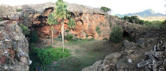 Lawai, Hawái: Makauwahi Cave, South Coast