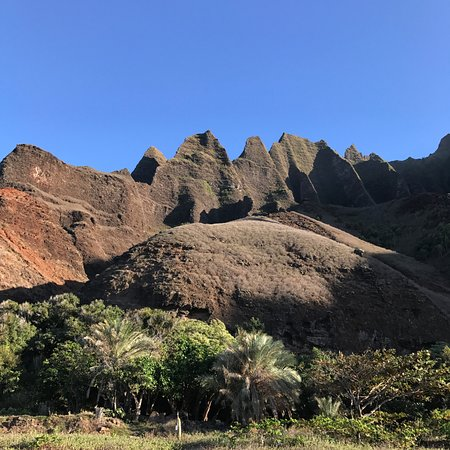 Lawai, Χαβάη: Kalalau Beach, Napali Coast