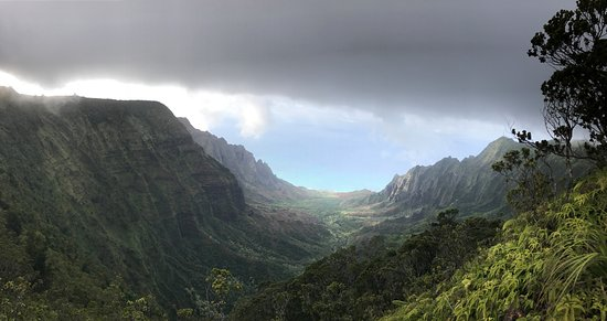 Lawai, HI: Kalalau Valley