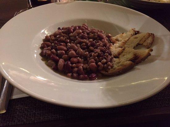 Faiano, Italia: Zuppa di legumi