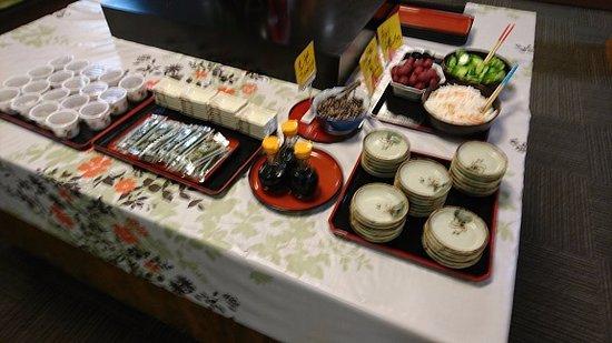 Kobayashi, Japan: 朝食オプション①