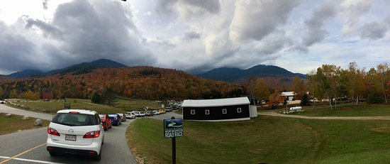 Gorham, NH: Mount Washington Auto Road