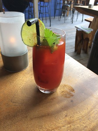 East Fremantle, Австралия: Bloody Brilliant goes for both, the name and taste