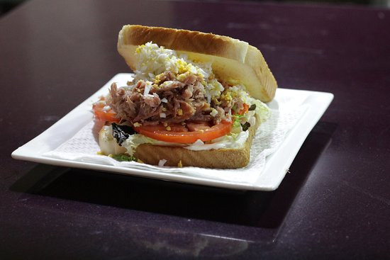 Lliria, Spain: Sandwich Vegetal