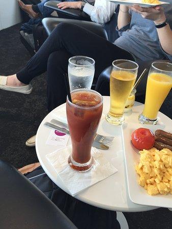 Mascot, Avustralya: Koru International Lounge