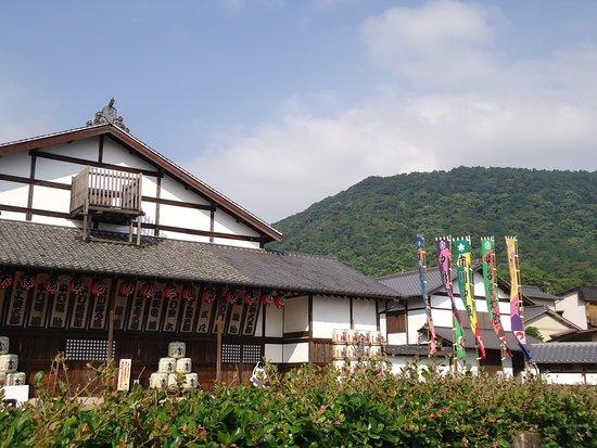 Former Konpira Old Theater Kanamaruza