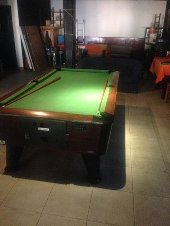Pool Table Near Back Of Pub Picture Of The Galway Girl Playa Del - Pool table near by