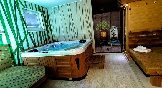 Bo18 Hotel Superior: Wellness corner