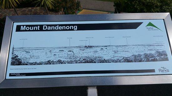 Mount Dandenong, Australien: 20160923_124121_large.jpg