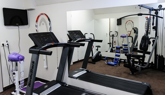 Bo18 Hotel Superior: Fitness room