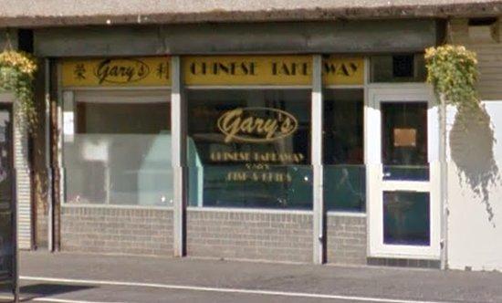 Glenrothes, UK: Gary's!
