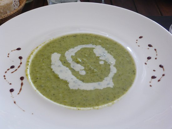 Puccini Italian Restaurant: スープ