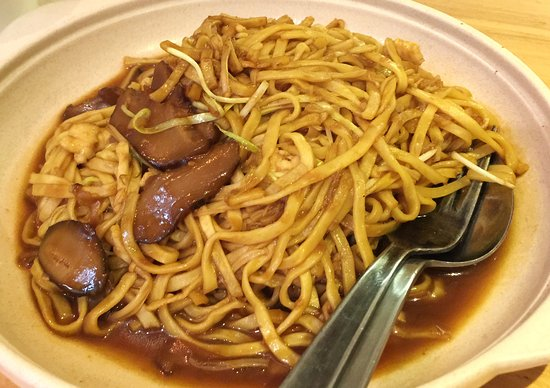 My Personal Favourite Ee Fu Noodles Picture Of Dian Xiao Er Singapore Tripadvisor