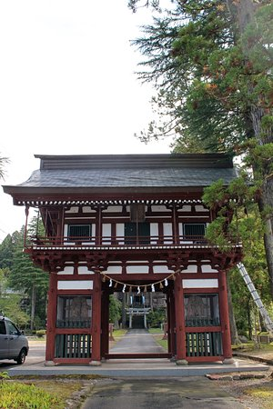 Suwaazuki Shrine