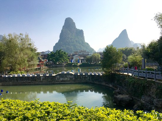 Zhaoping County, Chine : Huangyao Ancient Town
