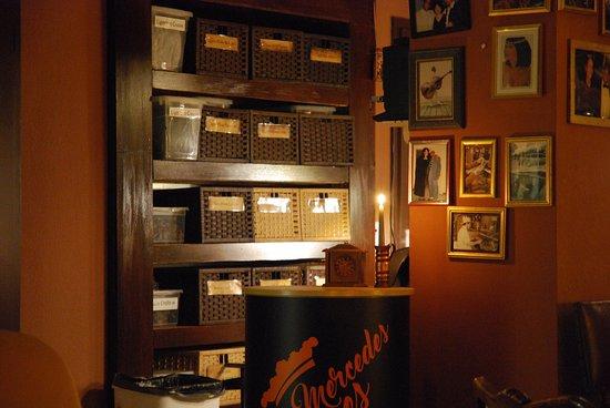 Mercedes Reyes Zigarrenlounge & Manufaktur